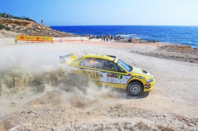 Tough travel restrictions take their toll on Cyprus Rally
