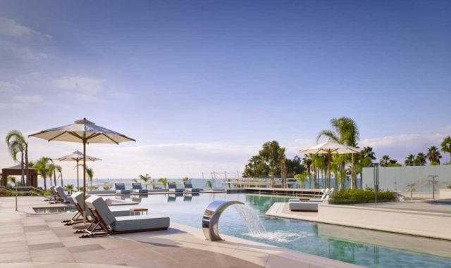 British Airways Customer Excellence Award for Parklane, a Luxury Collection Resort & Spa