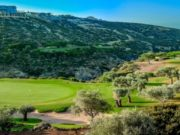 first European Tour event held in Cyprus