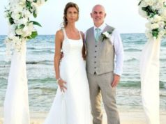 Dream wedding in Cyprus three months late