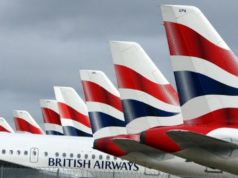 British Airways shuts down operations at Gatwick through December
