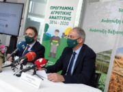 Agriculture Minister announces new measures to support farmers hit by the Covid-19 pandemic