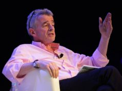 Ryanair's O'Leary says vaccine will revive air travel