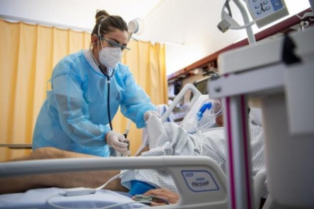 Infection Prevention Expert says treatment in ICUs limited for the time being