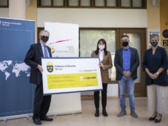 Sweden donates €98,000 to Home for Cooperation to weather pandemic
