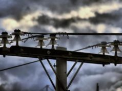 Power cuts in many areas due to bad weather