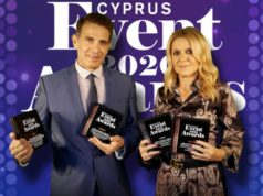 MSPS Cyprus wins four at Event Awards 2020