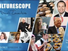 CULTURESCOPE S1 E13 (Hosted by Paul Lambis)