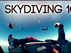 Skydiving basics: from pre-jump to landing
