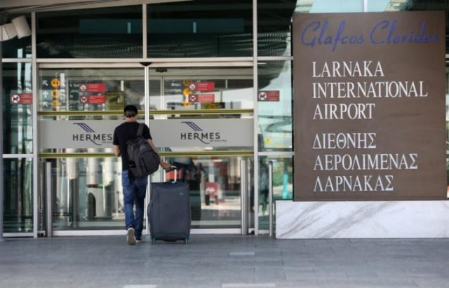 Passengers from the UK transferred to hotels in Cyprus following authorities' decision for quarantine