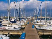 Ten foreign families make Larnaca marina their home after covid outbreak