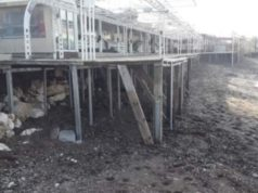 Environment commissioner calls for action after beach built on