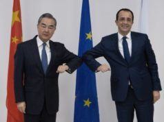 Cyprus-China ties discussed in airport meeting