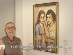 'Bathers in Kyrenia' and 'Daughters of God' | A. G. Leventis Gallery