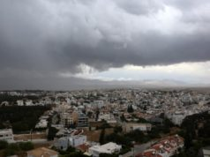 Cyprus weather warning: Isolated heavy thunderstorms accompanied by hail are likely to affect