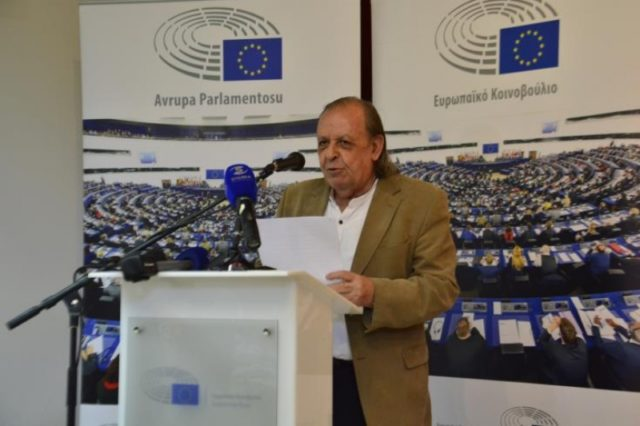 Cypriot journalists across the divide seek solidarity for colleague Levent