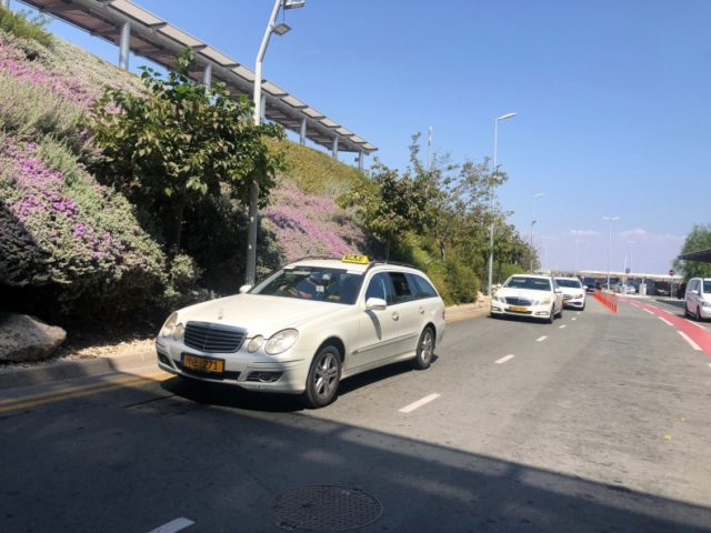 Fixed airport taxi fares from March 1