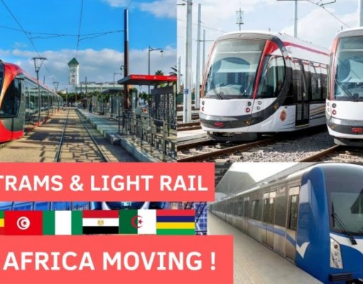 Making tracks: travelling Africa's light rail and tram lines