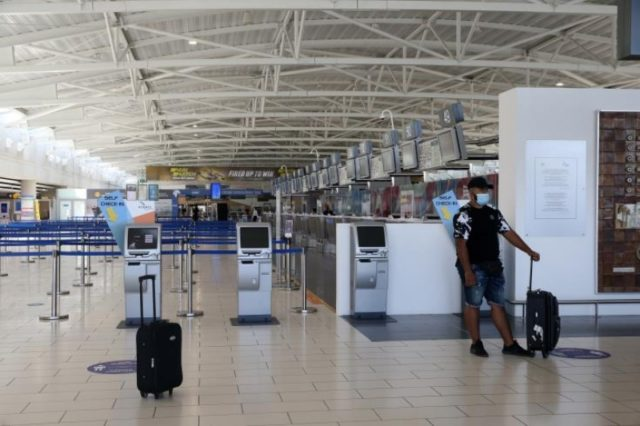 Tourist arrivals to Cyprus drop annually by 95.5% in January 2021
