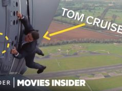 How Tom Cruise pulled off eight death-defying stunts