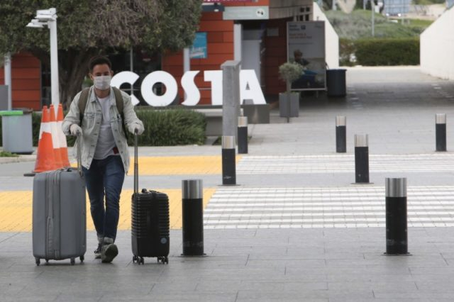 Airport traffic in February a mere six per cent of 2019