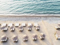 Hotels rented beach for 100 years
