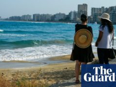 Cyprus will allow vaccinated British tourists from 1 May