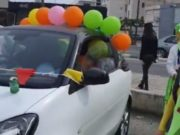 Limassolians looking for some carnival fun