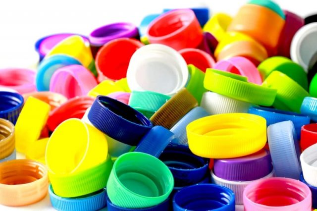 Bottle top recycling plan for Larnaca