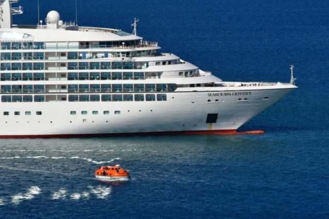 Shipping Deputy Ministry announces inclusion of Cyprus in Seabourn Cruise Line's programme