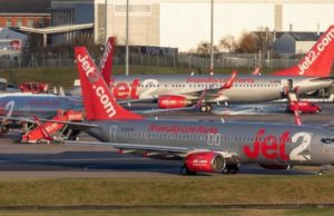 Jet2 suspends all flights and holidays until June 23