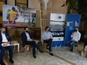 Event on future of Europe takes place in Nicosia