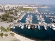 Concern raised over nickel-rich soils stored outdoors in Larnaca Marina area