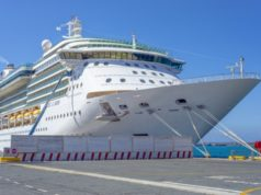 Jewel readies trial cruise from Cyprus