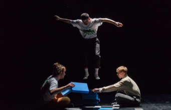 Buffer Fringe festival aims to map the space between us