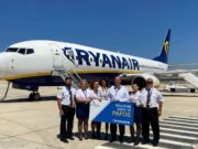 Ryanair adds new routes this summer from Cyprus