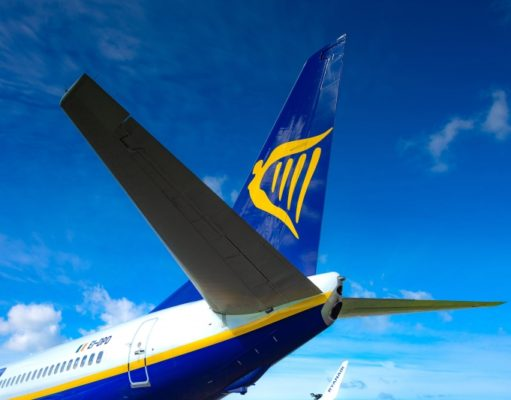 Ryanair announces new UK route to Cyprus – seats on sale
