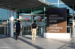 Cyprus versus Hermes for airports