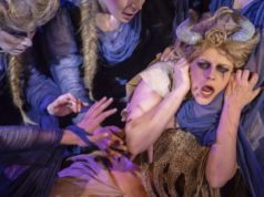 International Festival of Ancient Greek Drama concludes with Italian production