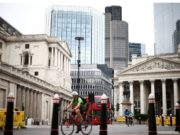UK government to invest 338 mln pounds to boost cycling, walking in England