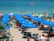 Cyprus tourist arrivals in August expected to be slightly better than June