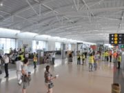 Traffic at Larnaka International Airport, Cyprus in August to hover around the level of July