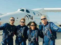 Branson begins selling space flight tickets for $450,000