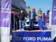 Cyprus Casinos awards two Ford Pumas to lucky winners