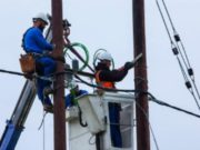 Areas in Nicosia without electricity due to bad weather