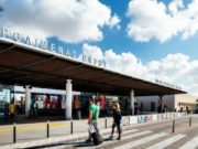 Paphos airport sees uptick in travellers