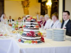 Five simple wedding cake ideas to delight guests