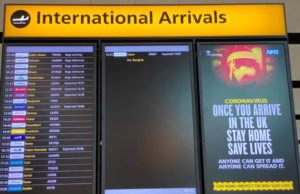Britain mulls easing Covid-19 travel rules for England