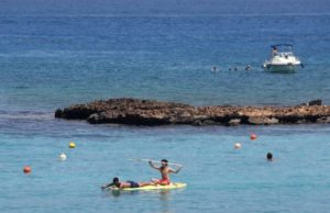 Tourist arrivals in Cyprus record increase of 208.7% in August 2021