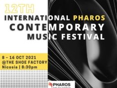 12th International Contemporary Music Festival by the Pharos Art Foundation